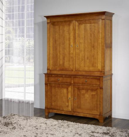 Armario Cocina Muebles de madera maciza, madera de roble y abedul
