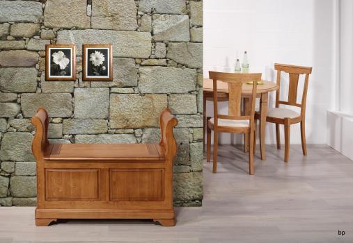 arcón Muebles de madera maciza, madera de roble y abedul